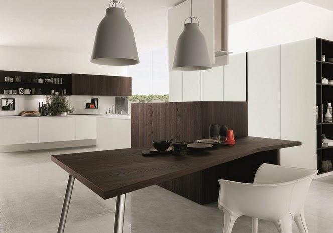 Cocina minimalista reformas baratas cordoba for Casa minimalista interior cocina