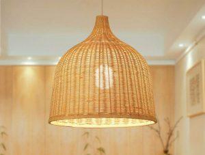Lámparas naturales de mambru